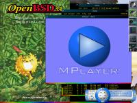 MPlayer on OpenBSD